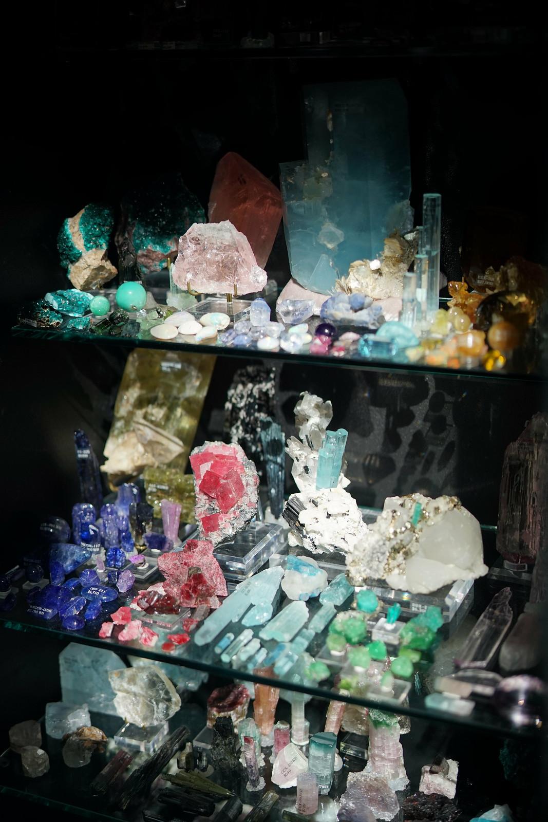 Crystalarium | Gem Gossip