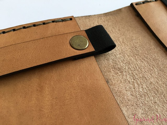Galen Leather A5 Notebook Cover 9
