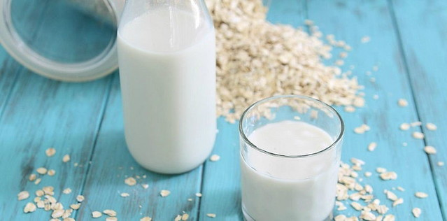 sữa yến mạch