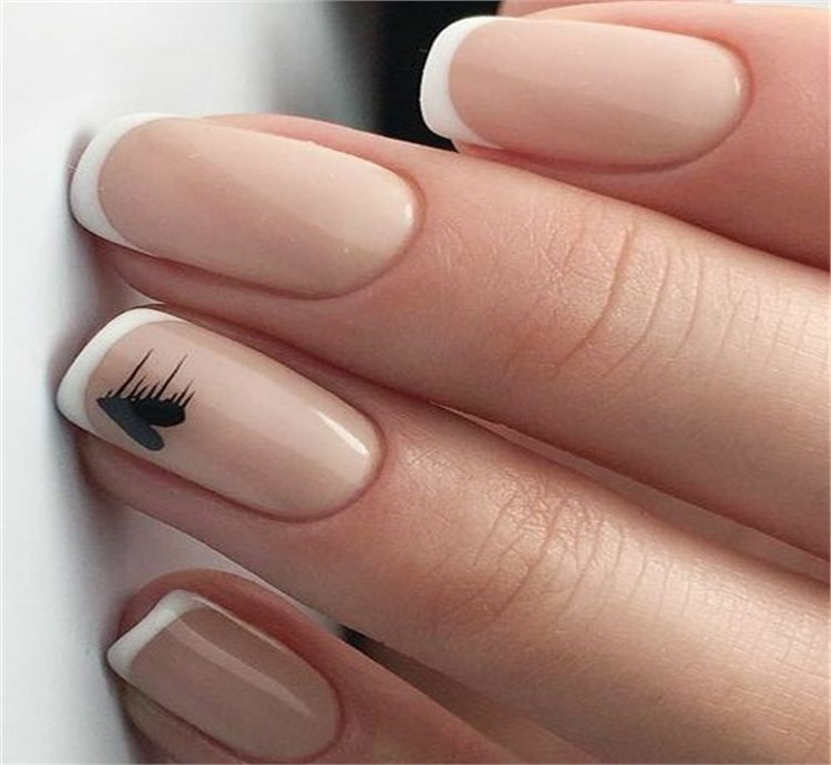 Top 32 Simple Nail Art Designs Trends deas