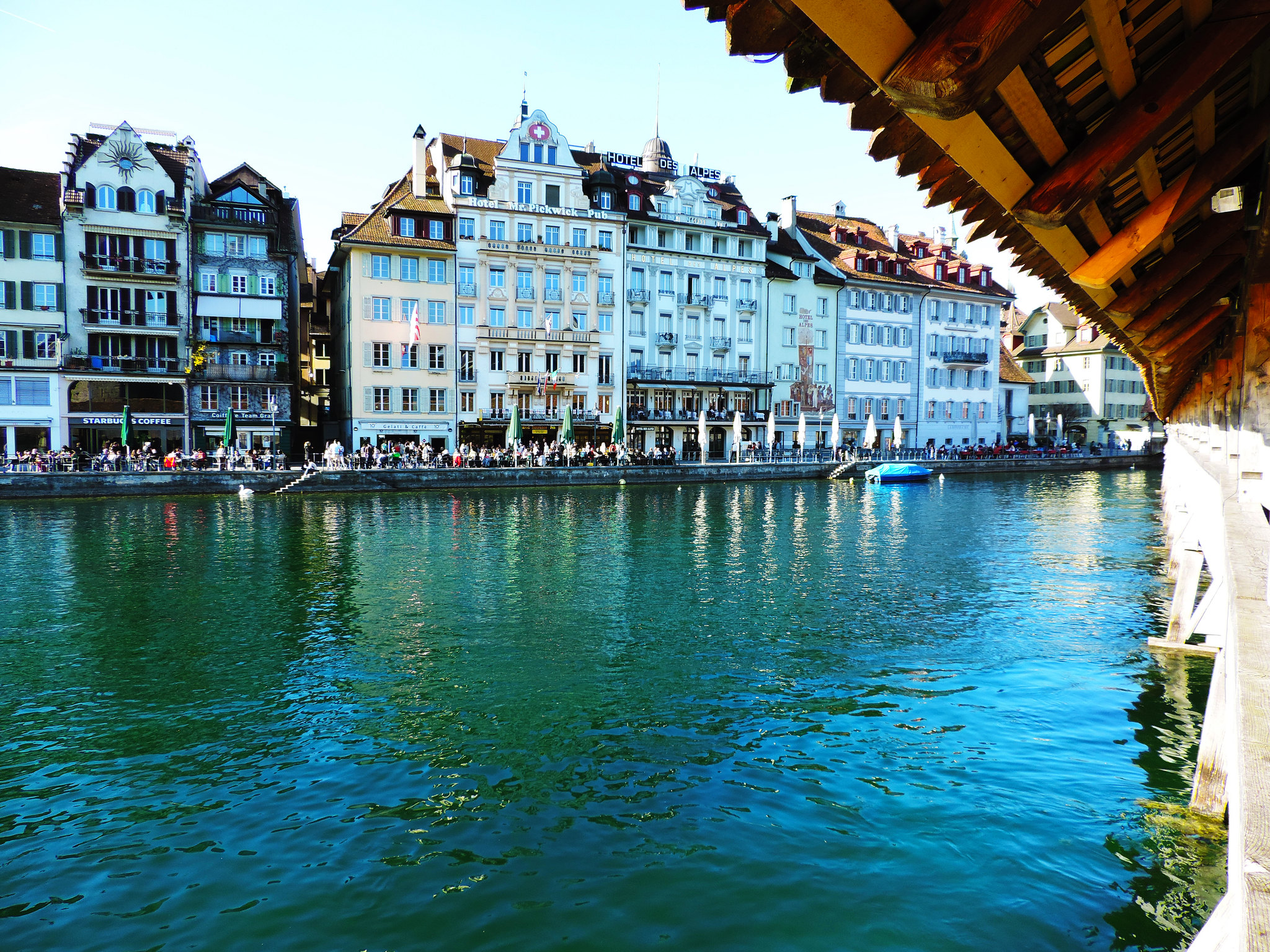8 Romantic European Small Towns: Lucerne, Switzerland