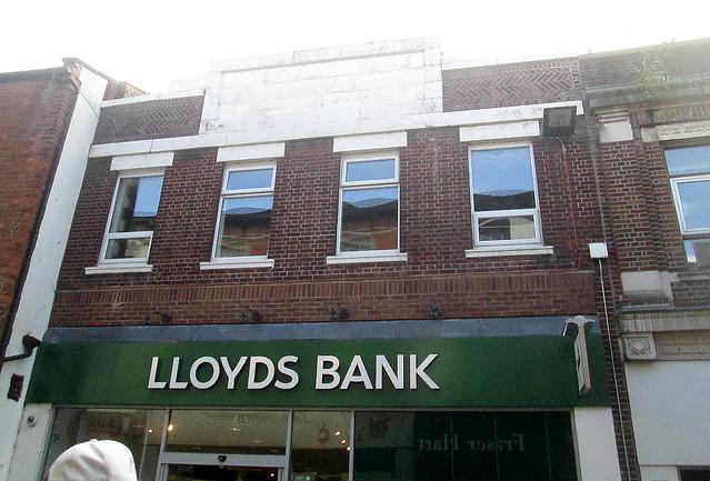 Lloyds Bank Building, Rochdale