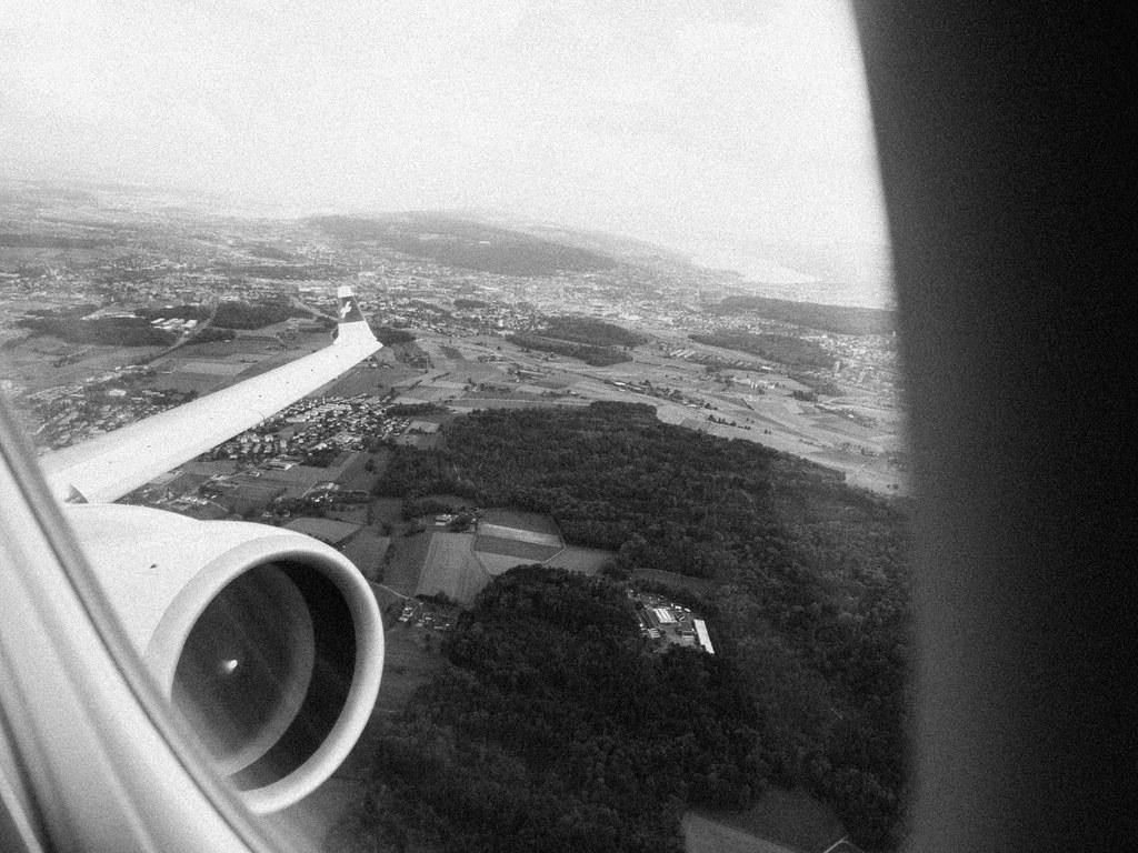 swiss lentoyhtiö