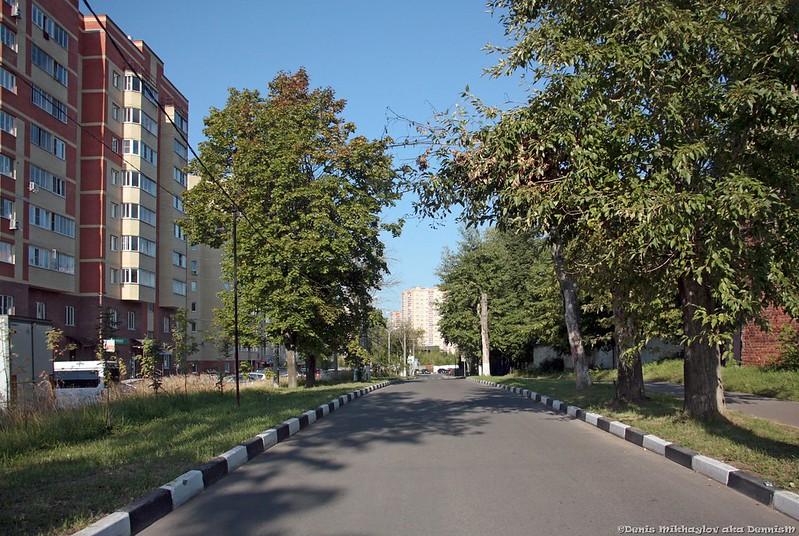 Фрязино, улица Дудкина.