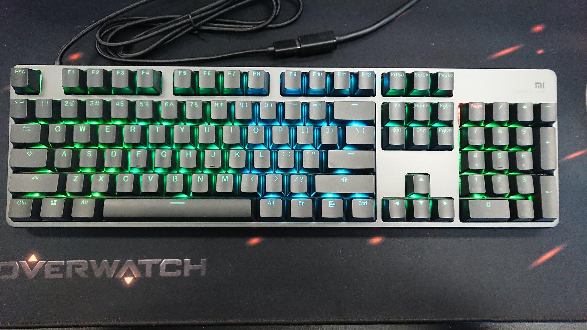 Xiaomi Gaming Keyboard Review