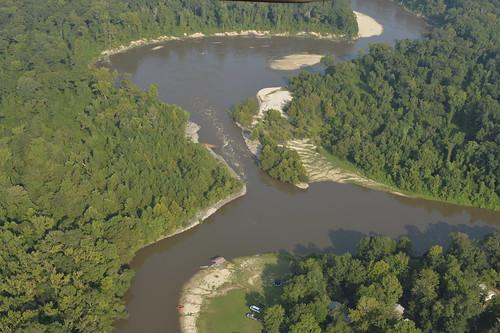 pearlriver onwingsofcare billyduggar dam sills sedimentation shoaling