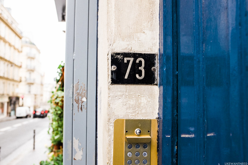 73, rue Blanche