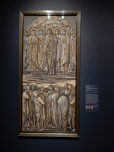 DSCN2699 - The Ascension, Edward Burne-Jones, The Pre-Raphaelites & the Old Masters