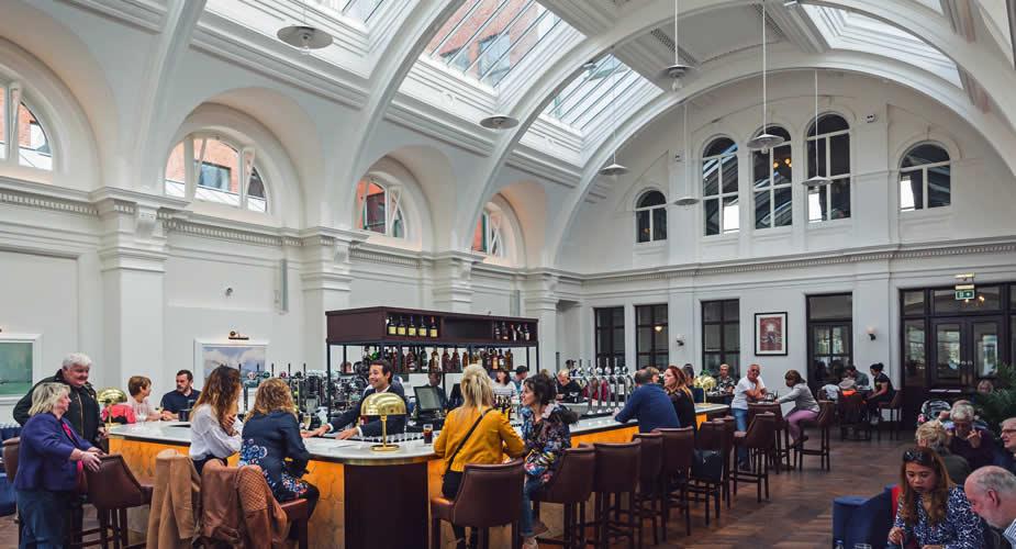 Titanic Quarter Belfast, ontdek Titanic Hotel Belfast | Mooistestedentrips.nl