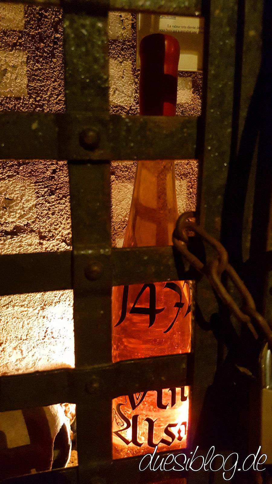 Cave historique des hospices de Strasbourg Weinkeller duesiblog travelblog 12