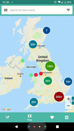 Too Good to Go App UK Coverage