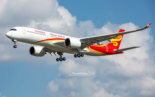 Airbus A350 Hainan Airlines