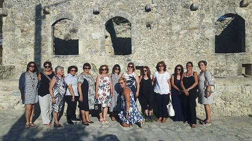 Επίσκεψη του Συλλόγου Γυναικών Αρναίας  στο Καινούργιο Χωριό