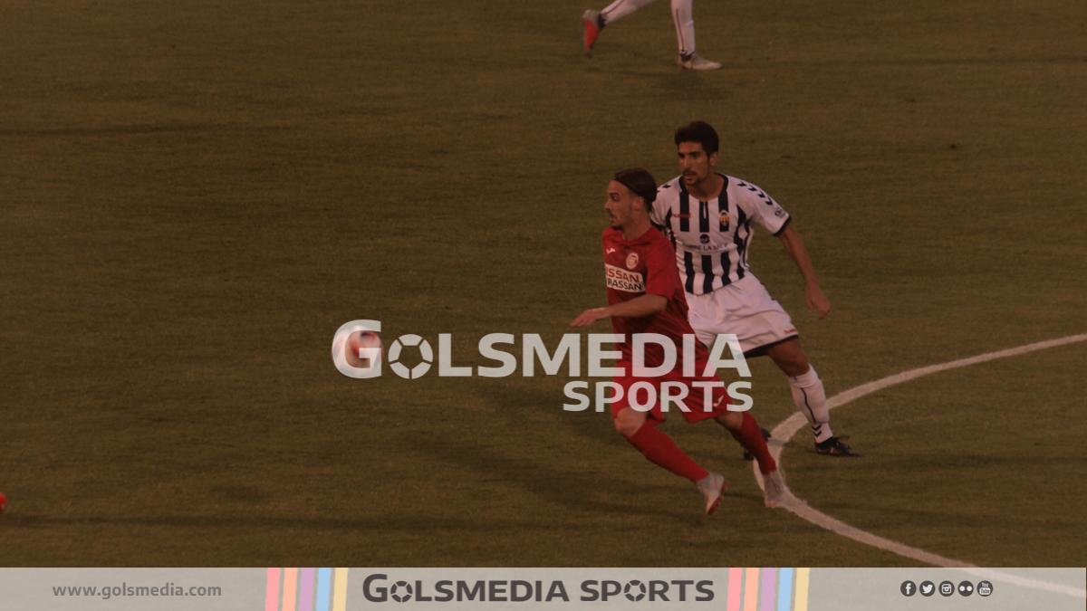 Copa del Rey (1ª Ronda). CD Castellón 1-0 UB Conquense (05/09/2018), Jorge Sastriques