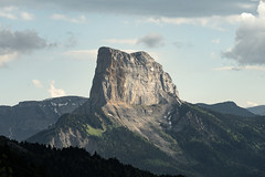 Mont Aiguille - Photo of Avignonet
