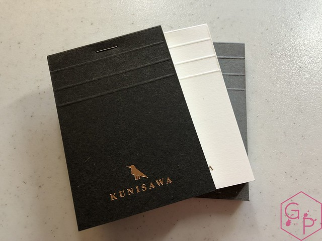Kunisawa Japanese Stationery Find Notebooks Review 7