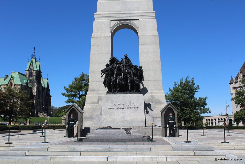 Ottawa National War Memorial 3
