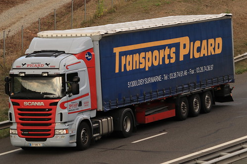 Scania R480 - Transports Picard - FR