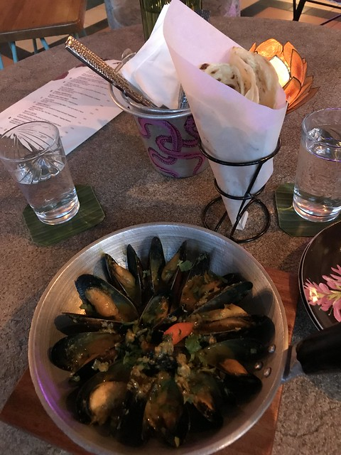 Polilya,  mussels