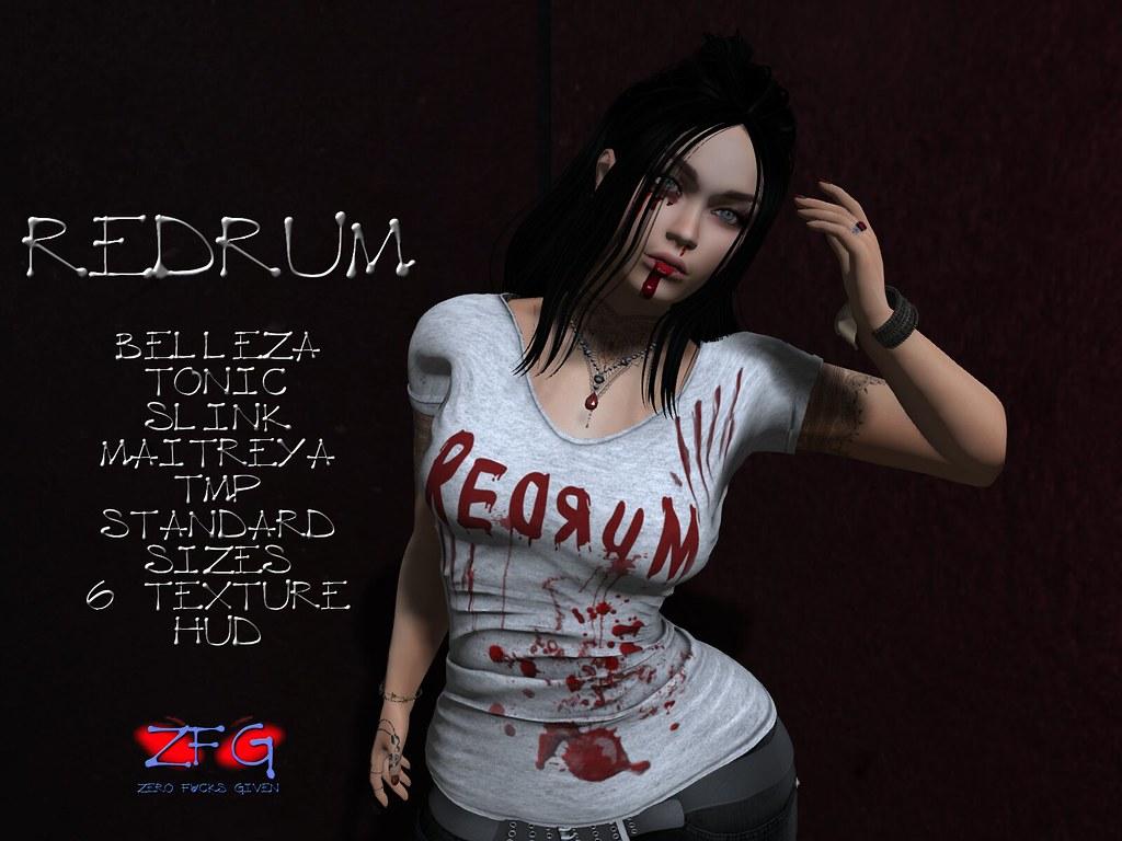 {zfg} redrum - TeleportHub.com Live!