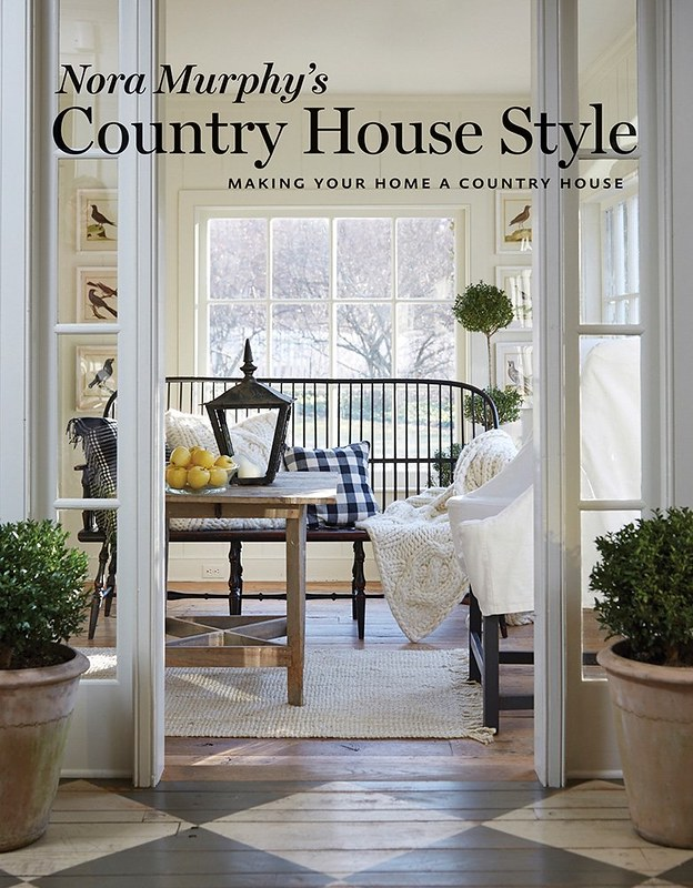 Nora Murphy Country House Style book