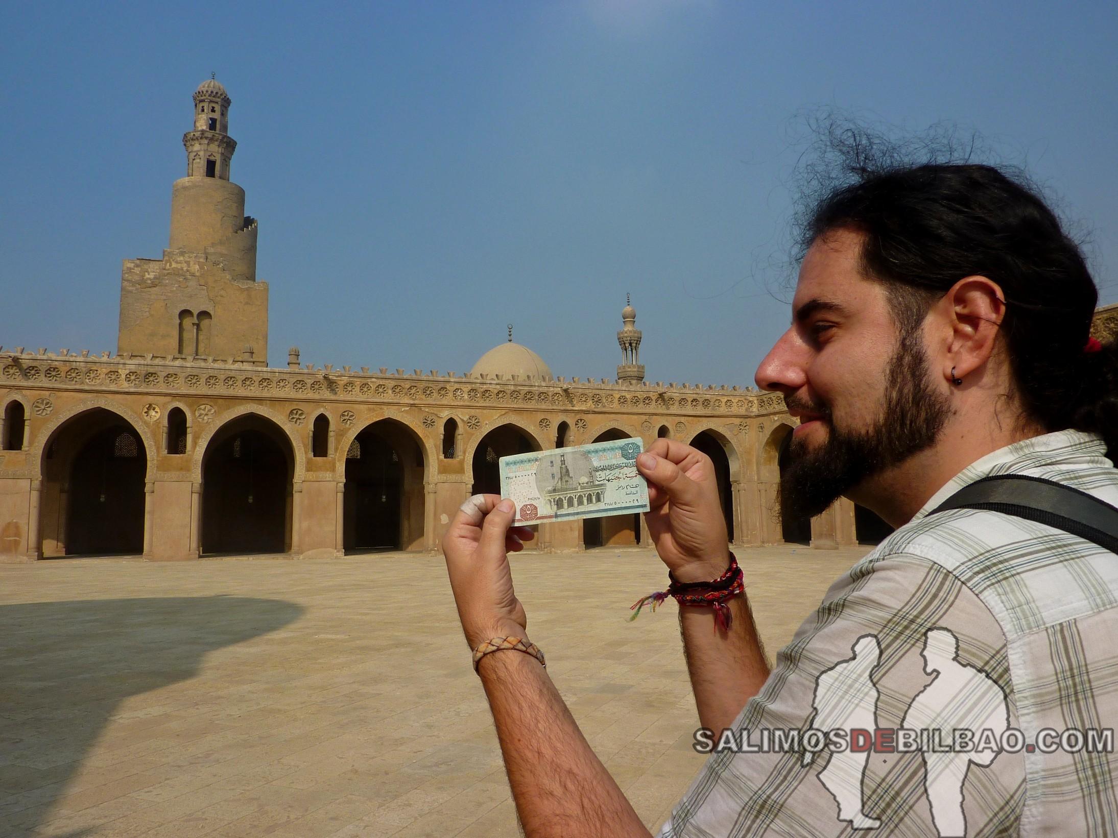 0015. Katz, Mezquita de Ahmad Ibn Tulun, Cairo