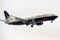 British Airways Boeing 737-4S3 G-BVNN