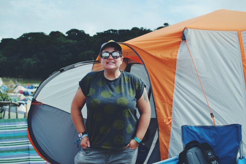 Big Smile Tent