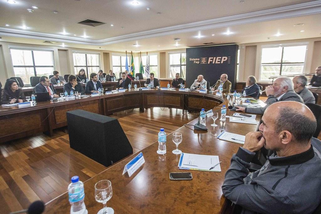 Reunião do Conselho Consultivo da Agepar