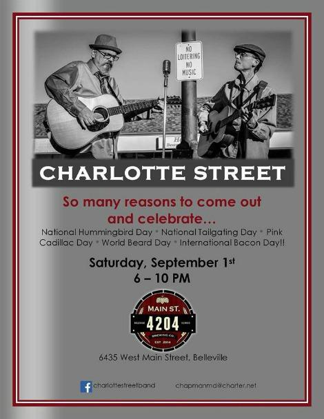 Charlotte Street 9-1-18