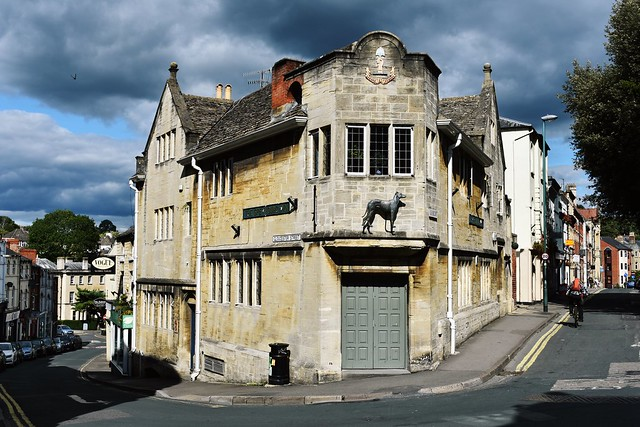 The Greyhound Inn, Stroud, Gloucestershire