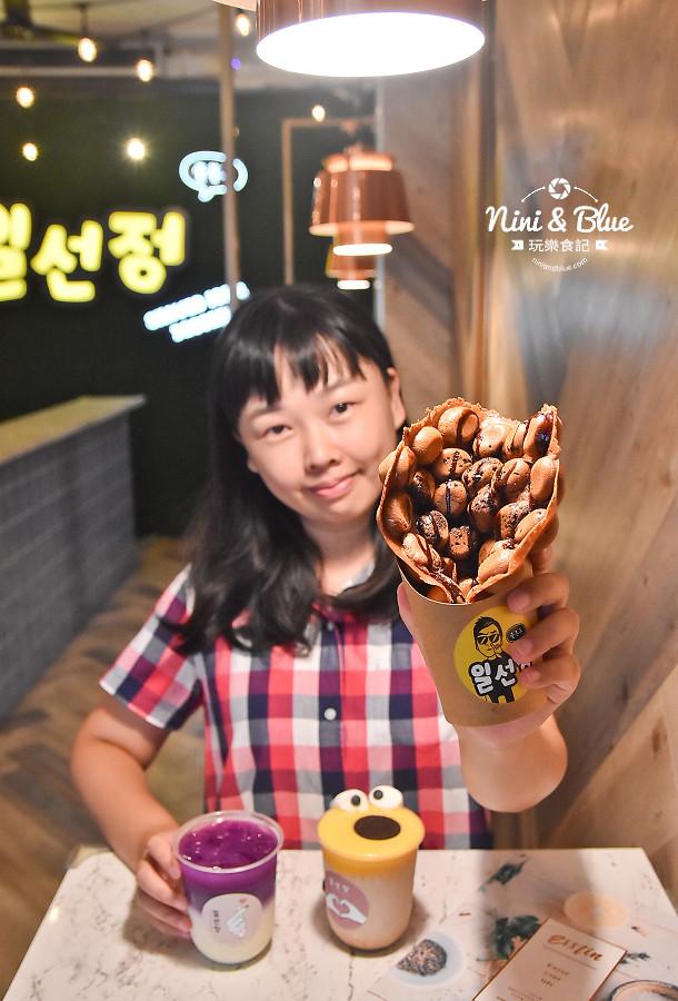 壹善亭 台中網美 冰品 中華夜市 美食19