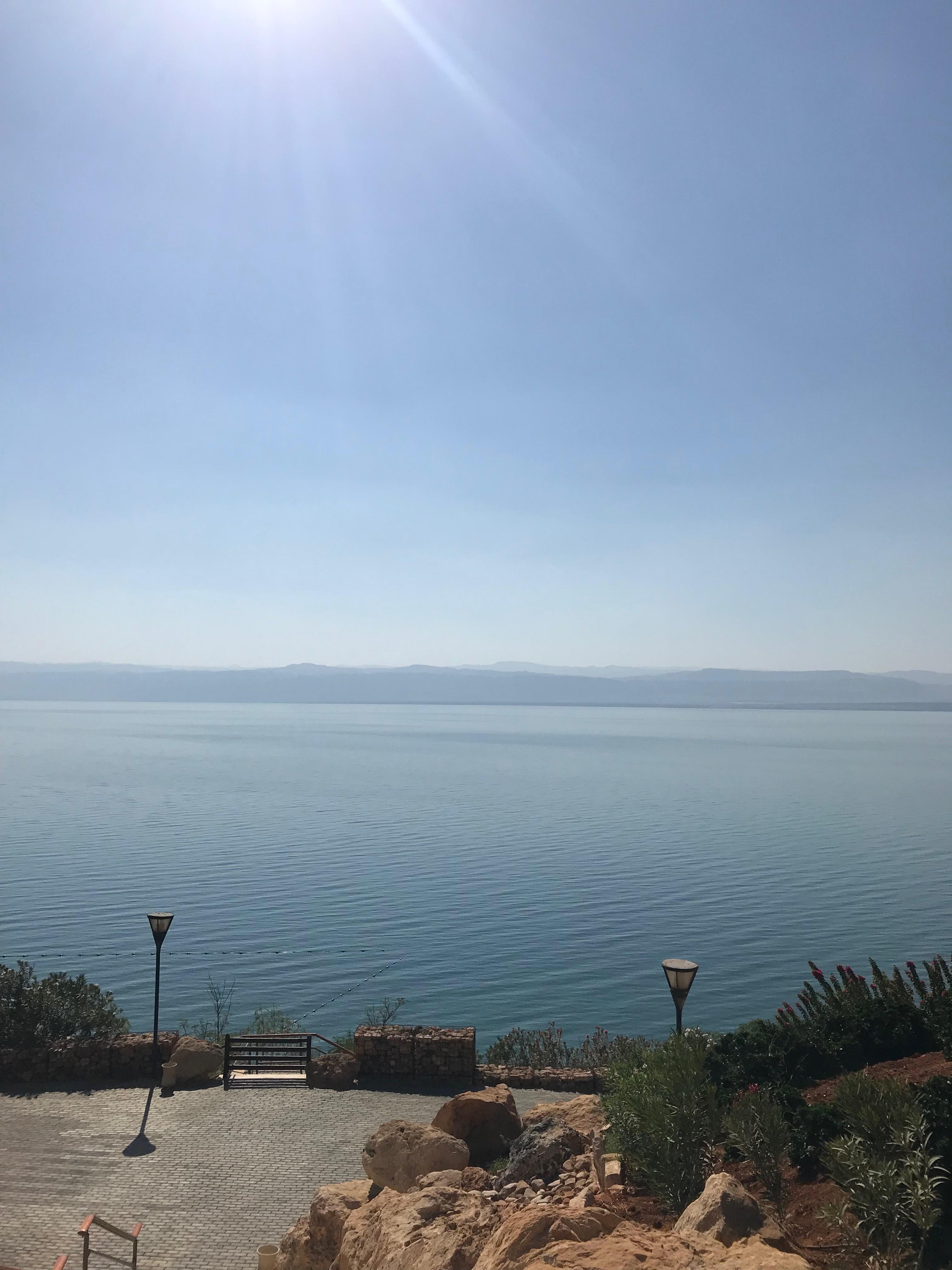 The Dead Sea – Jordan