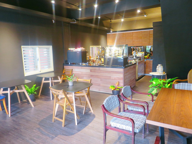 佐佐清水自家烘焙咖啡館(生態綠洲店) (5)