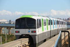 Monorail 2000 series EMU