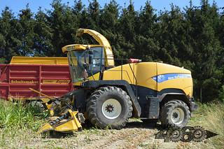 New Holland Fr 9060-124