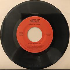 SALT-N-PEPA:PUSH IT(REMIX)(RECORD SIDE-A)