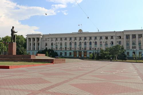 Simferopol, Lenin's Square, 2018.06.27 (01)