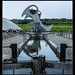 Falkirk Wheel 4 - Canal reflections