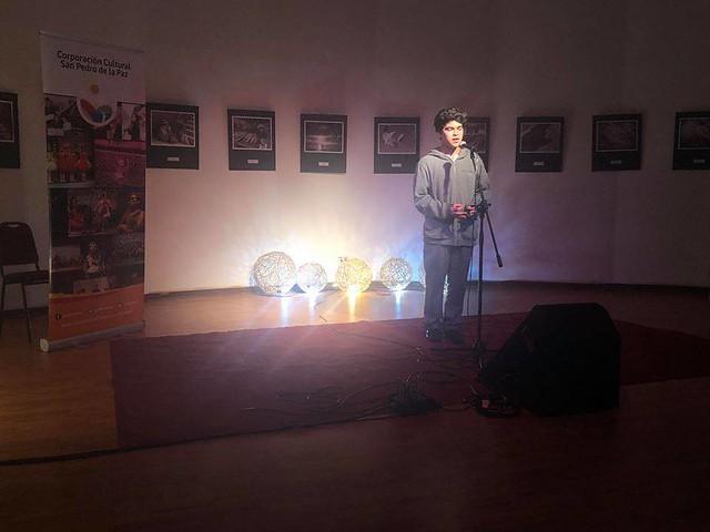 """CEAT en """"Festival estudiantil de la voz"""""""