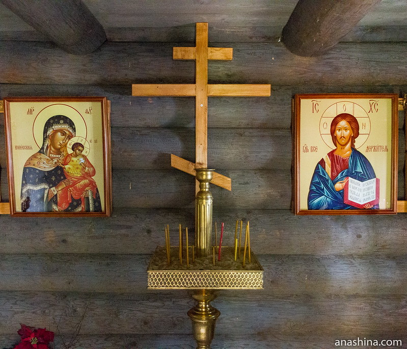 Часовня преподобного Арсения Коневского, Северная Фиваида, Рауталахти, Карелия