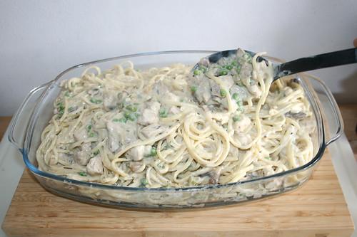 63 - Nudelnmischung einfüllen / Fill in pasta mix