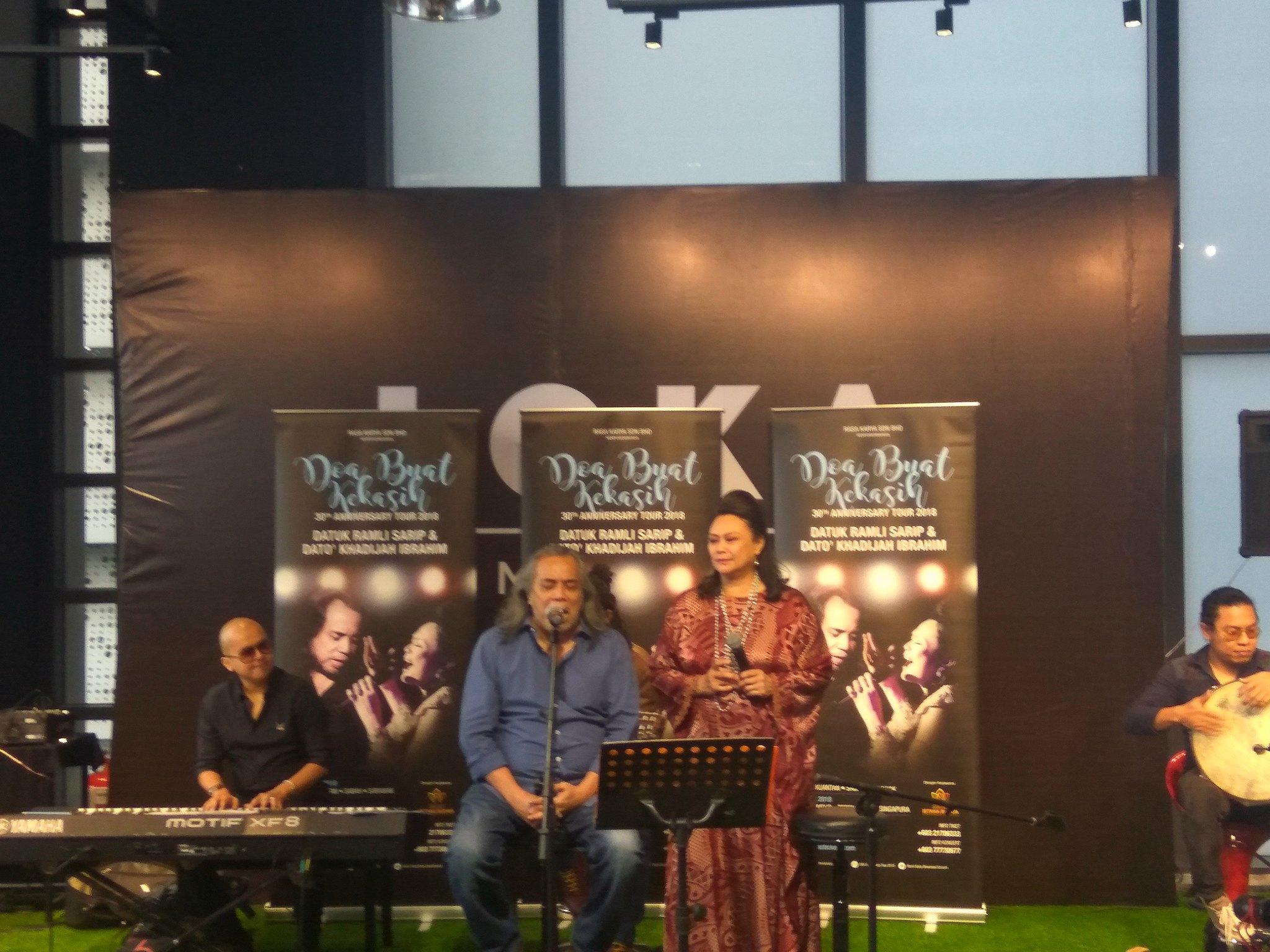 Konsert Doa Buat Kekasih 30th Anniversary