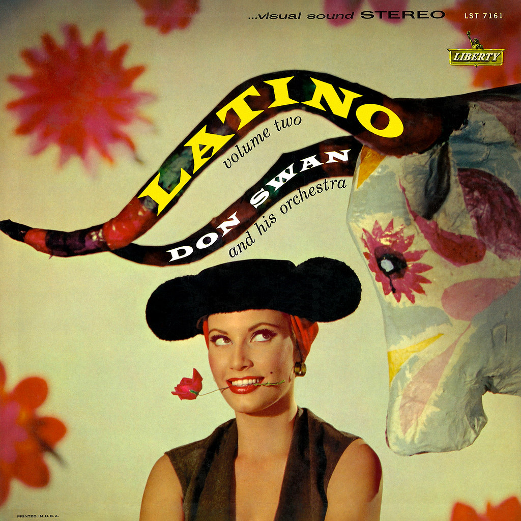 Don Swan - Latino, Volume 2