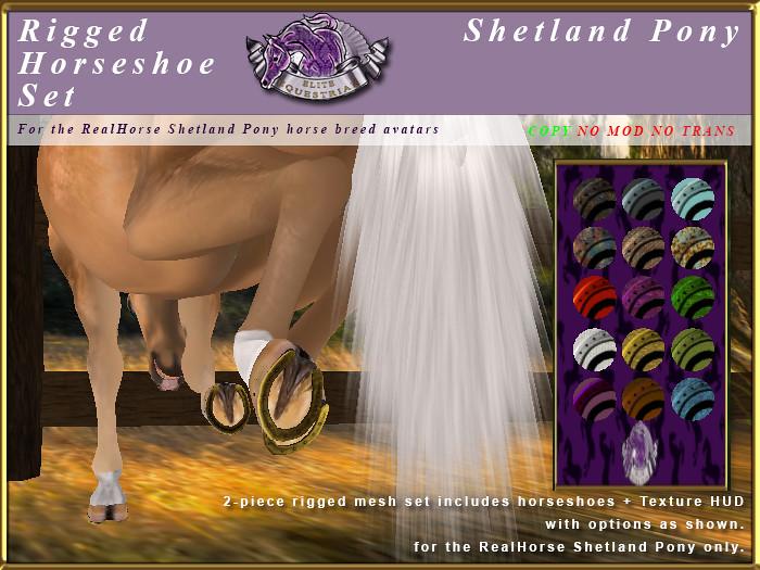 E-RH-Shetland-HorseShoeSet - TeleportHub.com Live!
