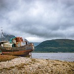 5. August 2018 - 11:32 - ..on the shores of Loch Linnhe in Scotland. Near Fort William and mountain Ben Nevi