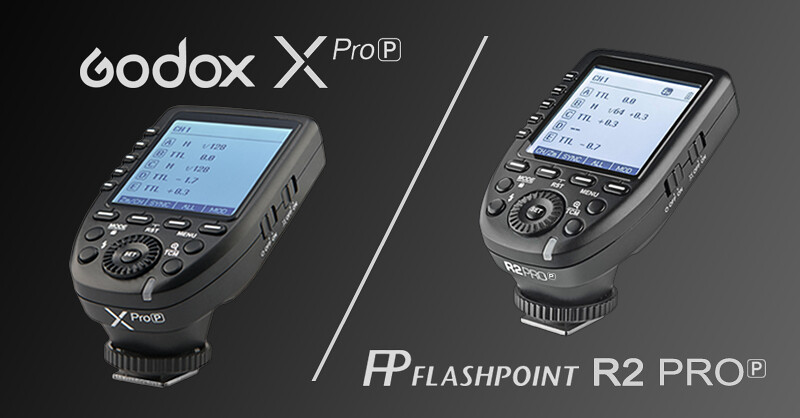 FLASHPOINT R2 PRO-P / GODOX XPRO-P – TTL Transmitter for PENTAX!!!