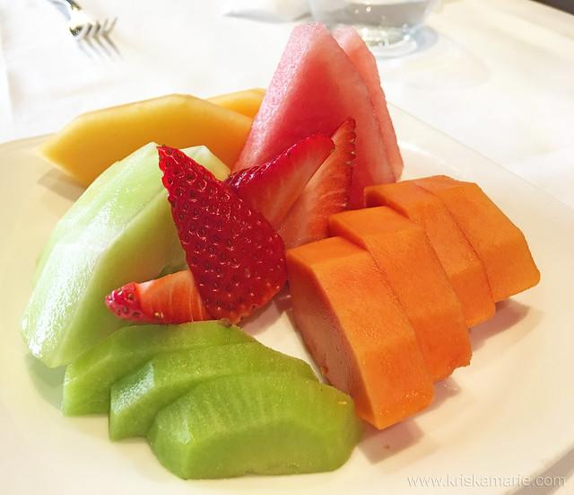 Fresh Fruit Platter from Long Yin