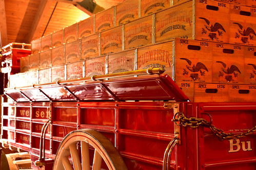 Anheuser-Busch - historic carriages