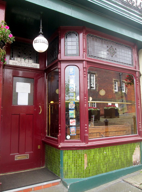 Old Shop Windows, Rochdale